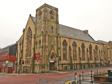 United Reformed Church of St Andrew & St George
